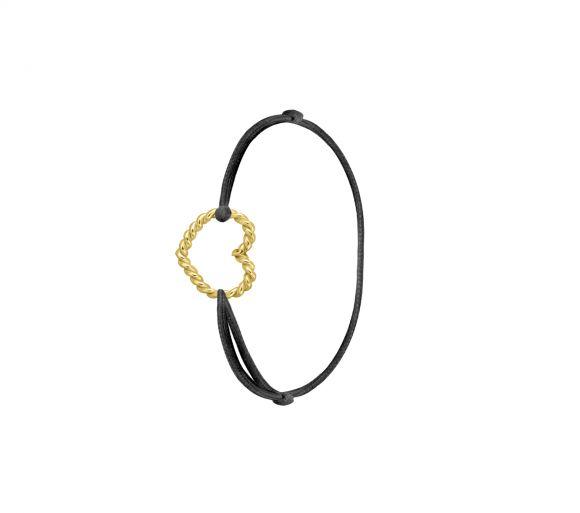 Grav Nolita Szív Arany 14K Gyűrű