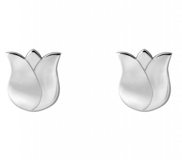 GRAV tulip Ezüst 925 Fülbevaló