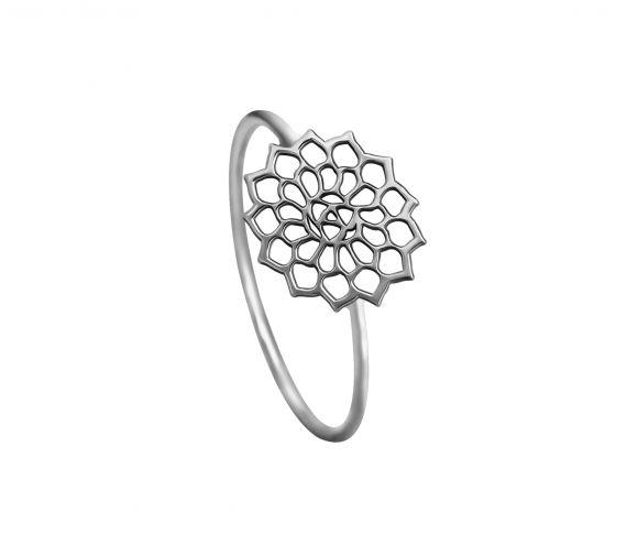 GRAV mandala Ezüst 925 Gyűrű