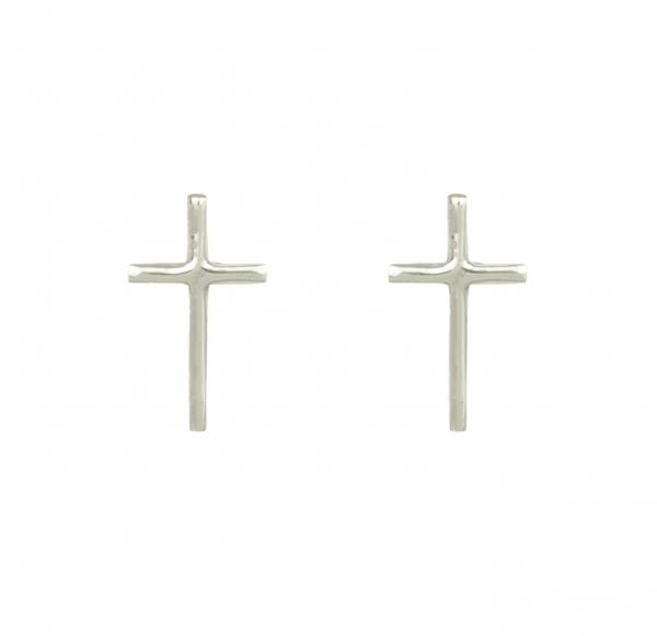 GRAV cross Arany 14K FÜLBEVALÓ