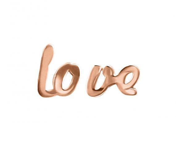 Grav Love Arany 14k Fülbevaló