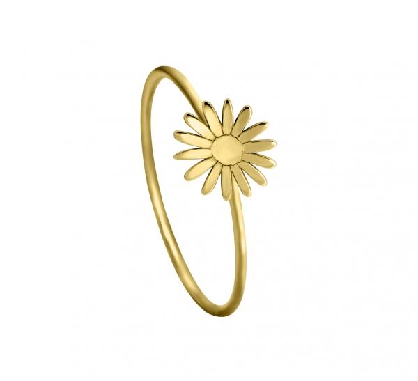 GRAV bloom Arany 14K Gyűrű
