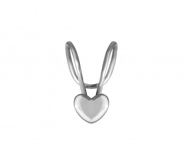 GRAV Mina Ezüst 925 Fülgyűrű
