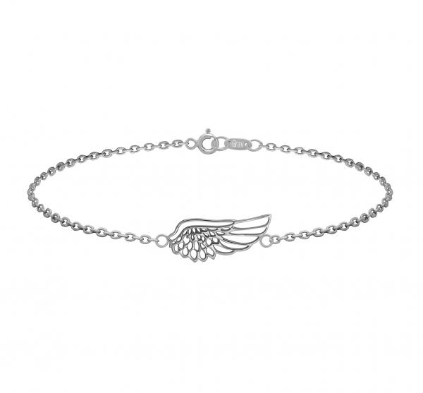 GRAV angel wing Ezüst 925 Karkötő