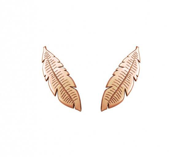 GRAV Feather arany 14K Fülbevaló