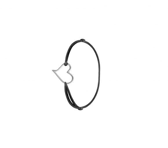 Grav Kontúr Belle Ezüst 925 Gyűrű