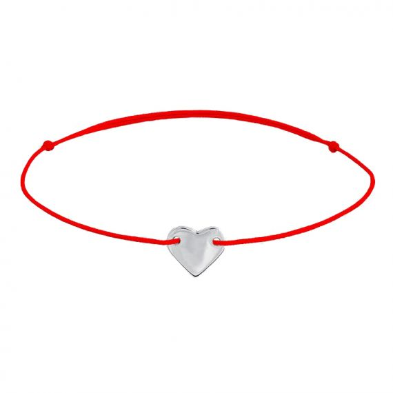 GRAV heart Ezüst 925 Karkötő