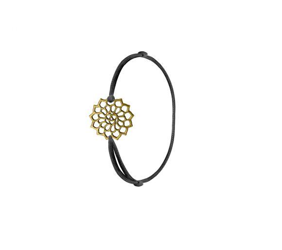 Grav Mandala Arany 14K Gyűrű