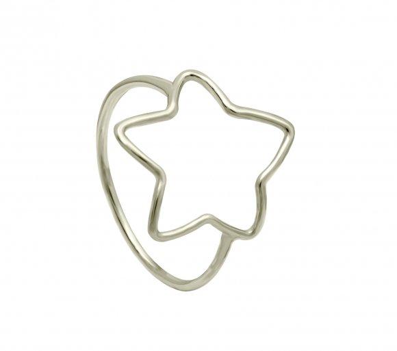 GRAV star Arany 14K Gyűrű