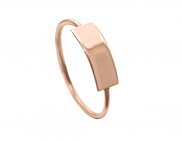 GRAV signet Arany 14K Gyűrű
