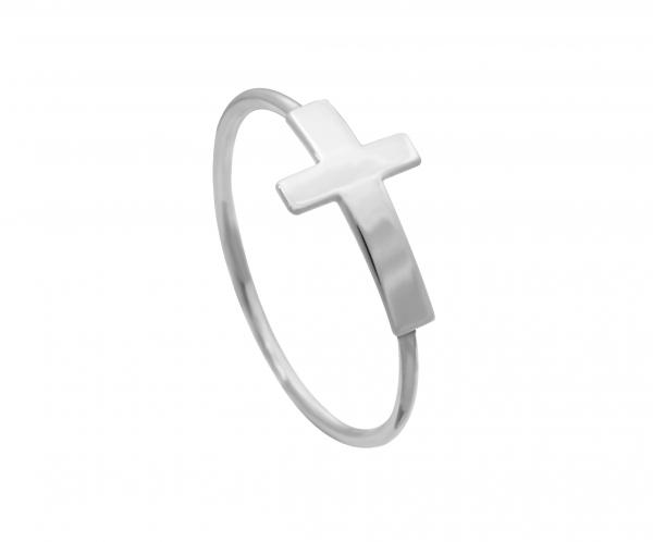 GRAV cross Ezüst 925 Gyűrű