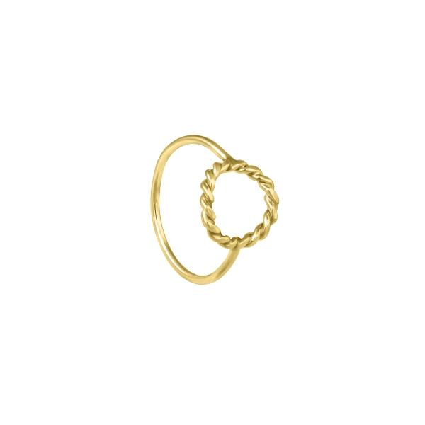 Arany Nolita Arany 14k Gyűrű