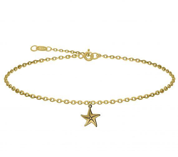 Grav SeaStar Arany 14k Bokalánc