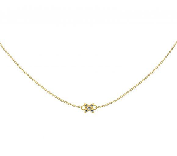 GRAV Sparc Star Arany 14K Nyaklánc