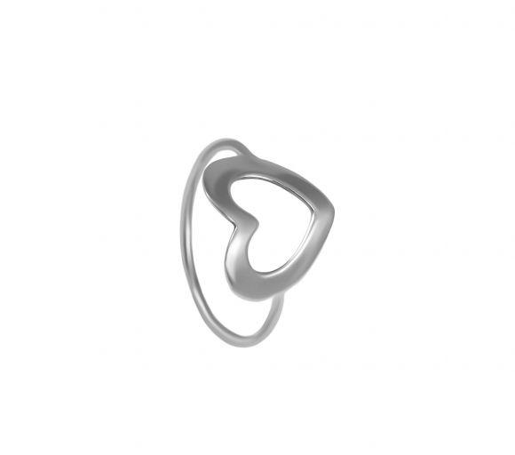 Grav Heart2 925 Ezüst Gyűrű