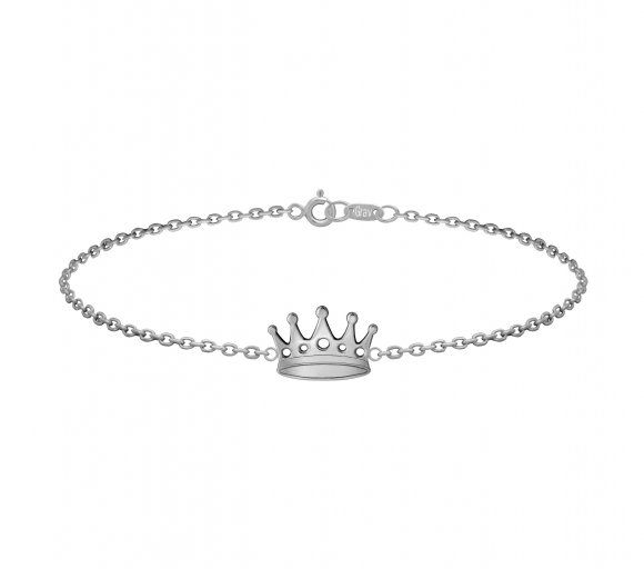 GRAV crown Ezüst 925 Karkötő