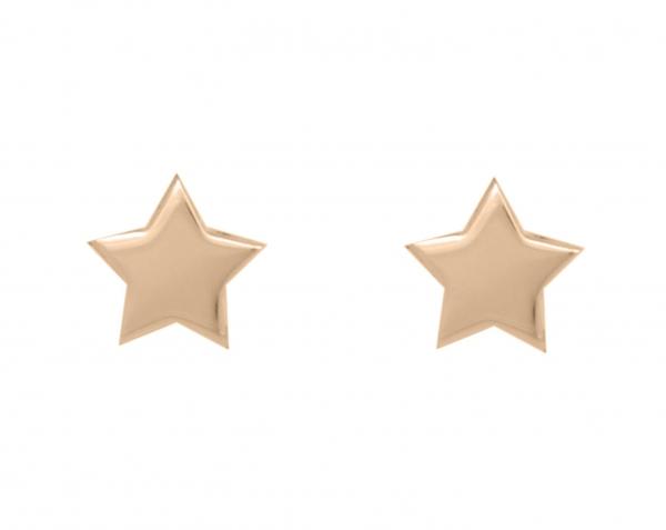 GRAV star Arany 14K Fülbevaló