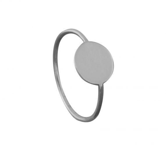 GRAV circle Ezüst 925 Gyűrű