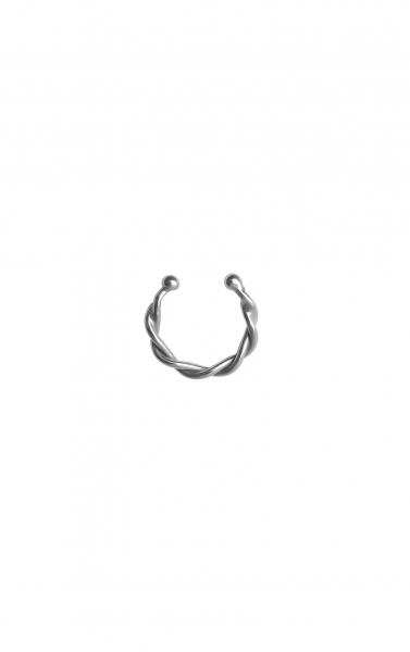 Grav Nolita Ezüst Fülgyűrű
