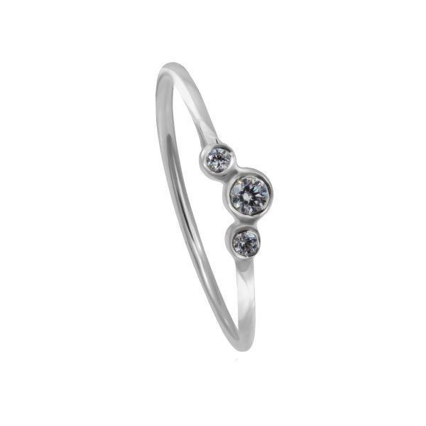 Grav Chloe Ezüst Gyűrű
