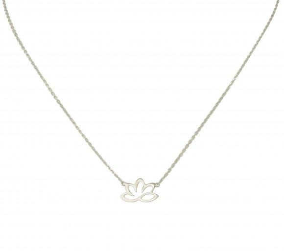 GRAV lotus Arany 14K Nyaklánc