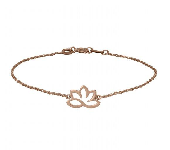 GRAV lotus Arany 14K  Karkötő