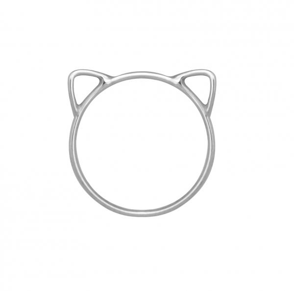 GRAV cat Ezüst 925 Gyűrű