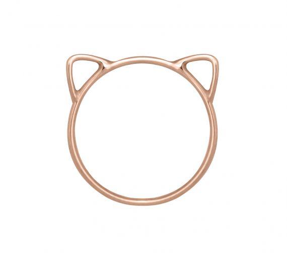 GRAV cat Arany 14K Gyűrű