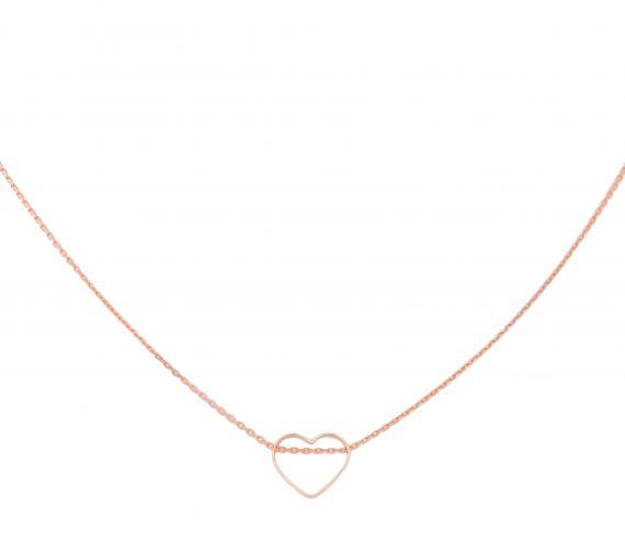 GRAV heart Arany 14K Nyaklánc