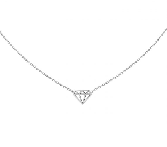 GRAV diamond Ezüst 925 Nyaklánc