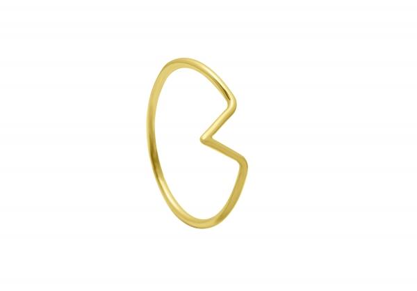 GRAV tori Arany 14K Gyűrű