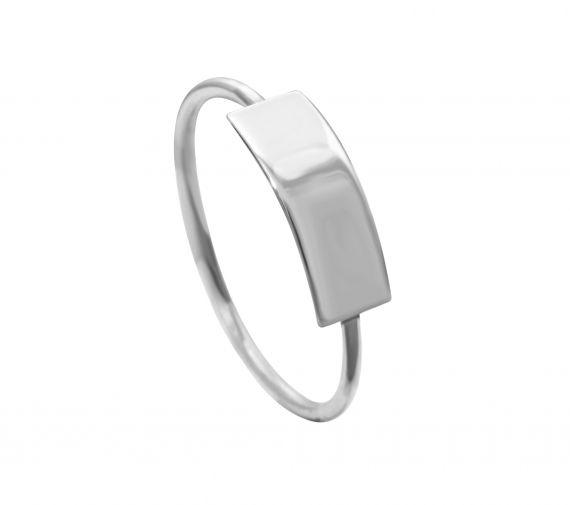 GRAV signet Ezüst 925 Gyűrű
