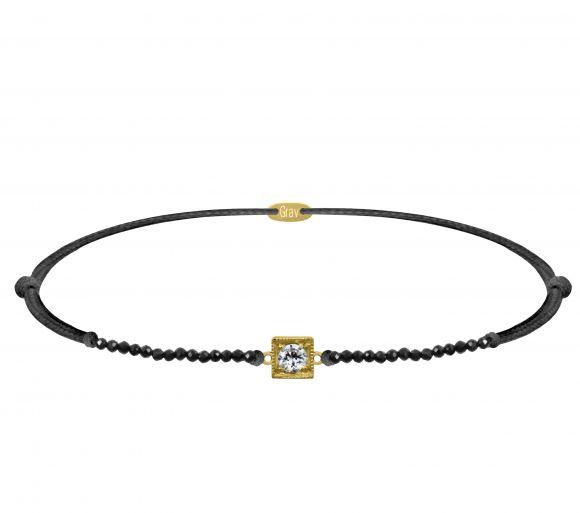 GRAV Chloee 1 Gemstone Arany 14K Karkötő