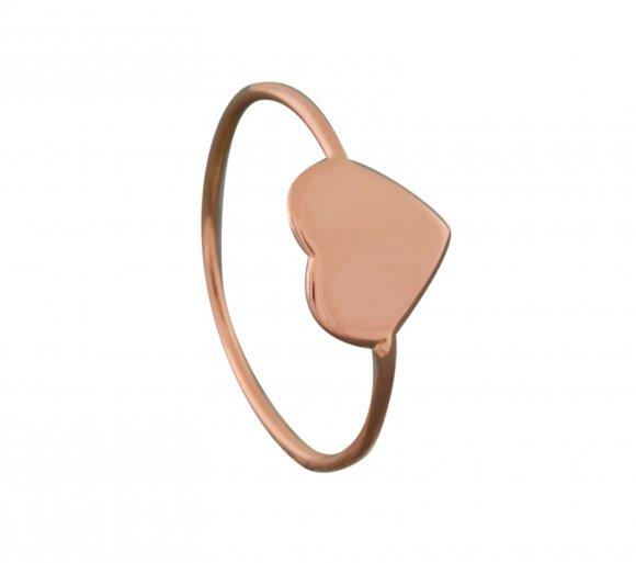 GRAV heart Arany 14K Gyűrű