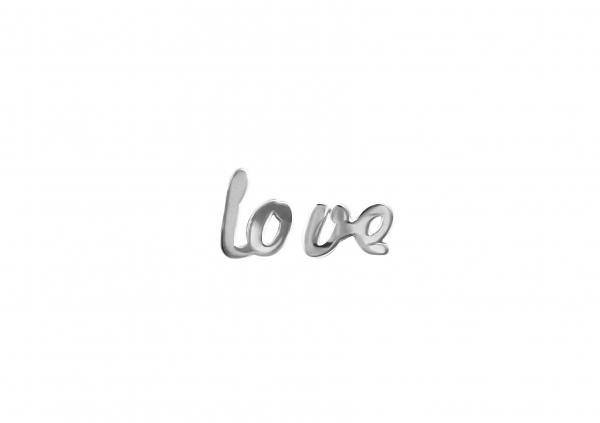 Grav Love Ezüst Fülbevaló