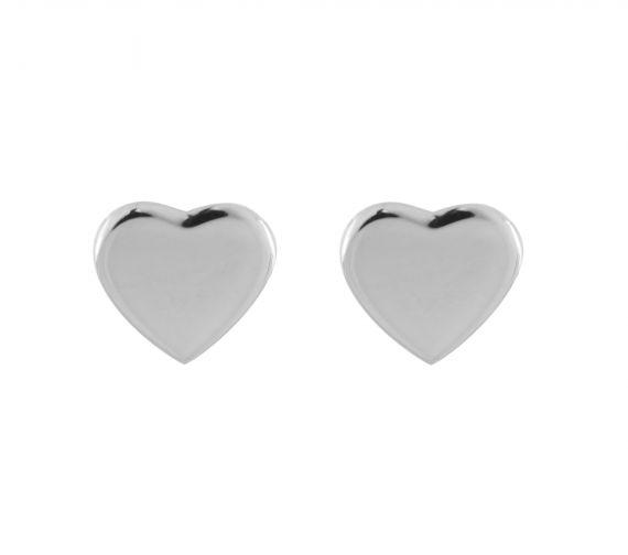 GRAV heart  Ezüst 925 Fülbevaló