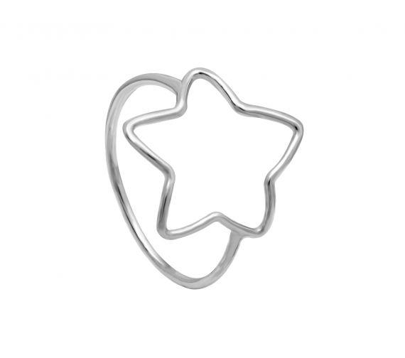 GRAV star Ezüst 925 Gyűrű