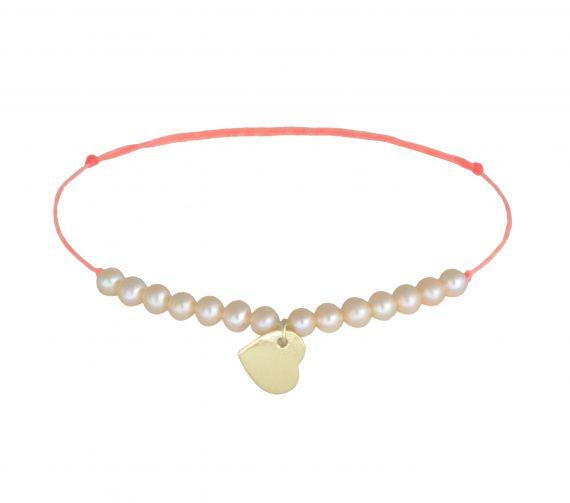 GRAV pearl Arany 14K Karkötő