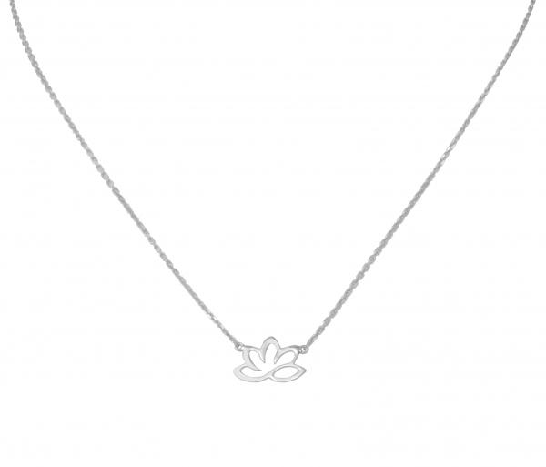 GRAV lotus Ezüst 925 Nyaklánc