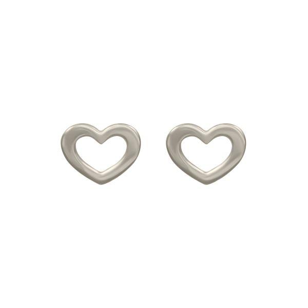 grav heart2 arany 14k fülbevaló
