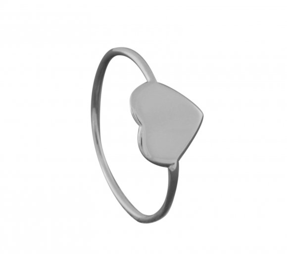 GRAV heart Ezüst 925 Gyűrű