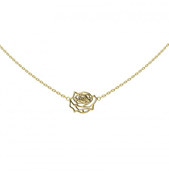 GRAV rose Arany 14K Nyaklánc
