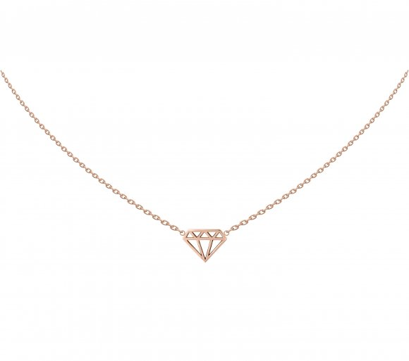 GRAV diamond Arany 14K Nyaklánc