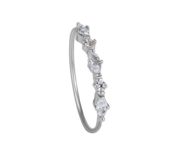 Grav Solice Ezüst 925 gyűrű