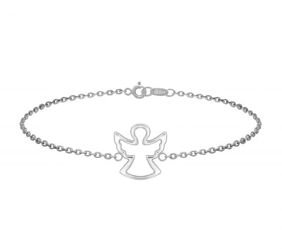 GRAV angel Ezüst 925 Karkötő