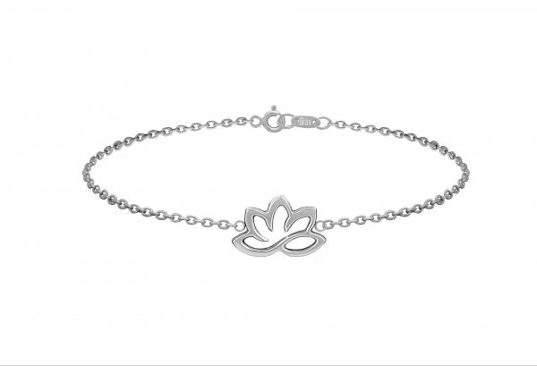 GRAV lotus Ezüst 925 Karkötő