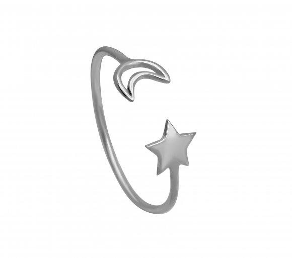 GRAV moon Ezüst 925 Gyűrű