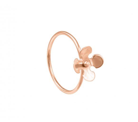 Grav Flower Arany 14k Gyűrű