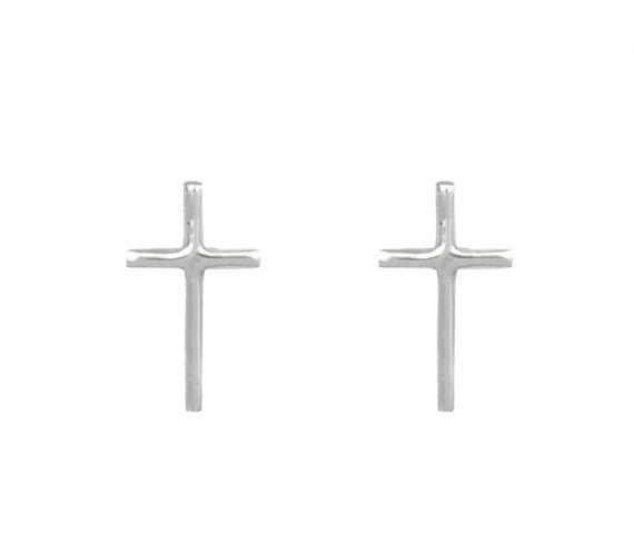 GRAV cross Ezüst 925 FÜLBEVALÓ
