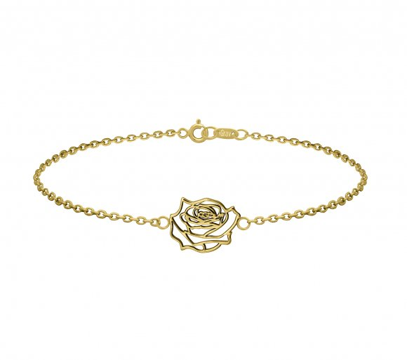 GRAV rose Arany 14K Karkötő